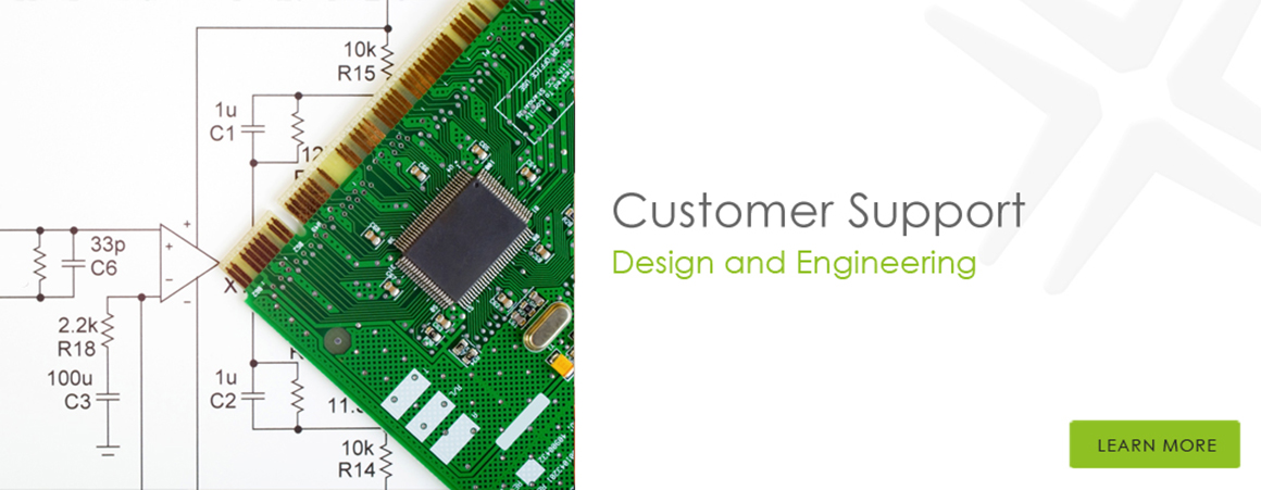 Customer Support  Design and Engineering