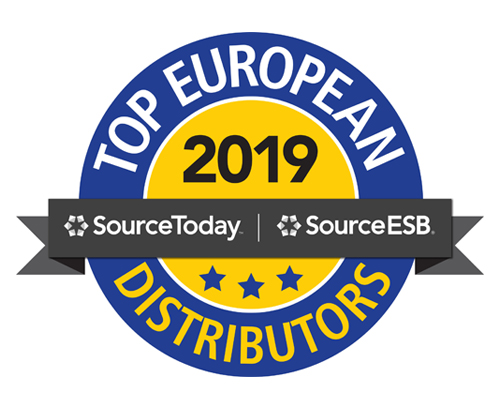 Chip 1 Exchange named among the top 10 European Distributors: SOURCE
